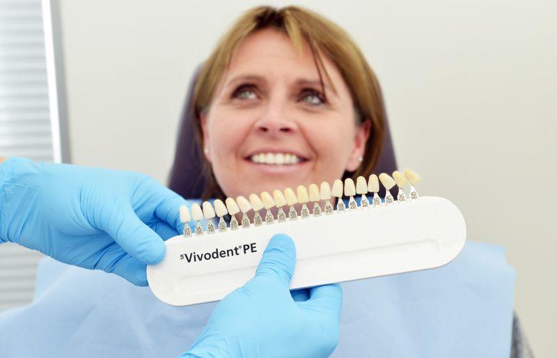 Dentures – replacement